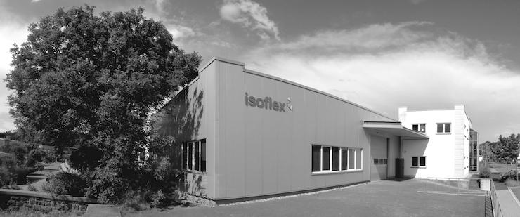 isoflex Firmengebäude Schwanenhals